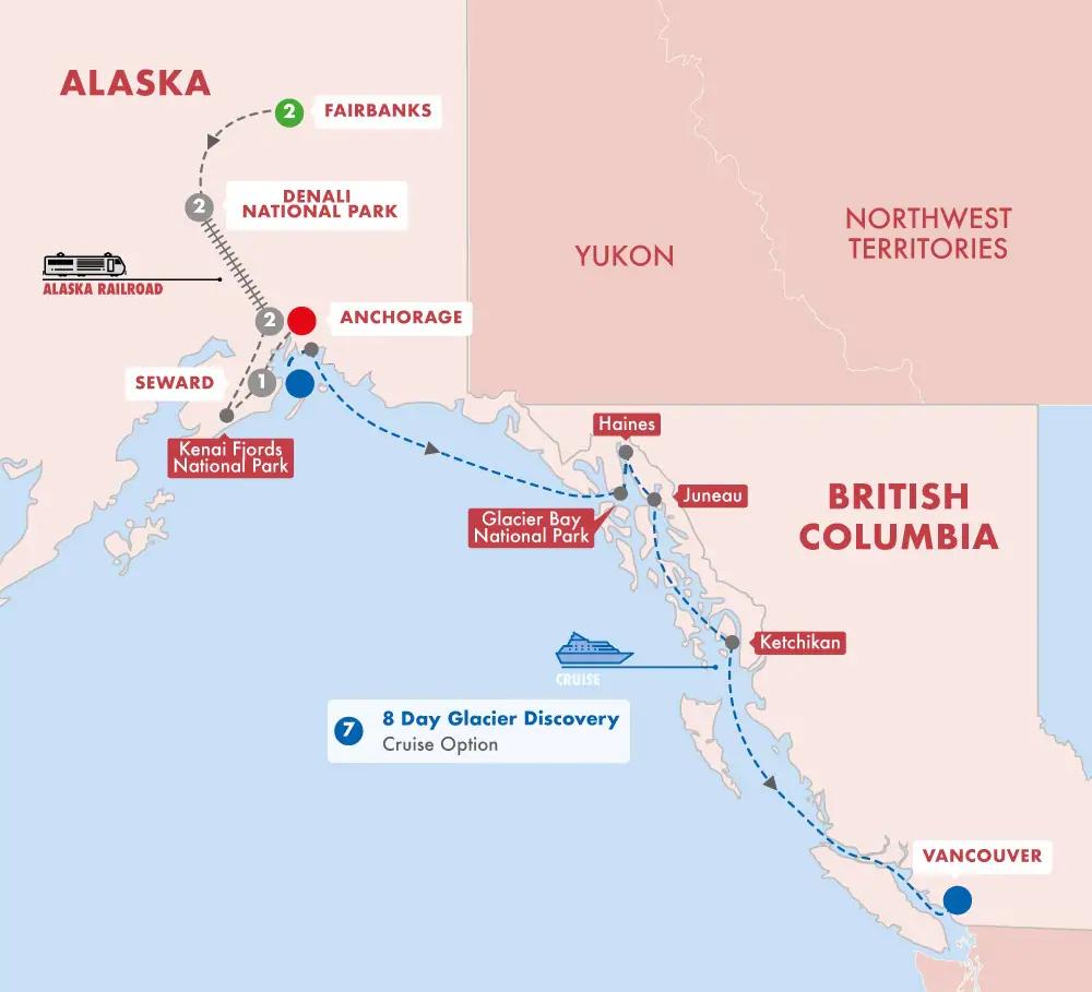 Alaska Railroad Map Canada on russia and bering strait map, pa pennsylvania railroad map, state of alaska bering straits map, old alaska railroad map,