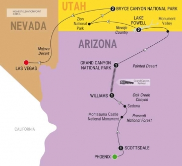 Wild West and Native Americans Tours and Vacation Packages in