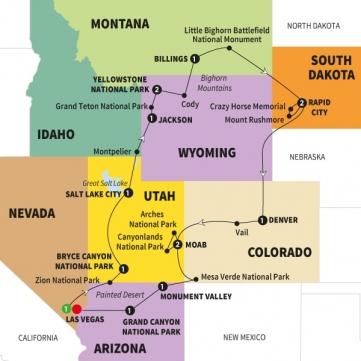 Denver Colorado Tour Guide
